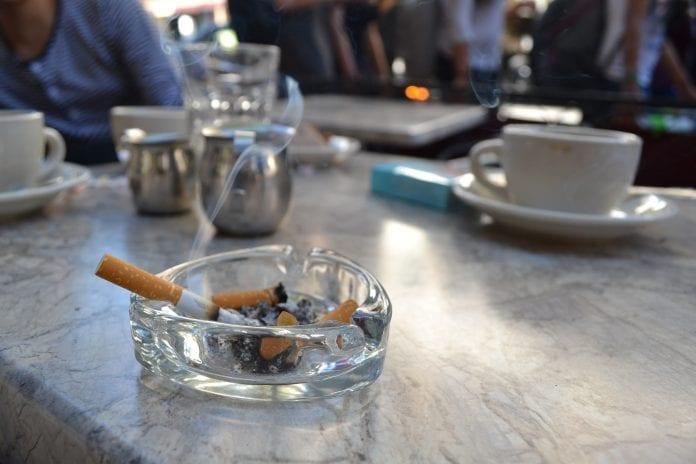 Live fajčenie